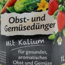 Compo Bio fertilizzante per frutta e verdura 1L
