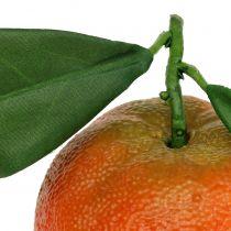 Arancio con foglia 7cm 4 pezzi