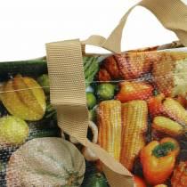 Borsa shopping con manici Harmonie 35 × 18 × 39cm plastica