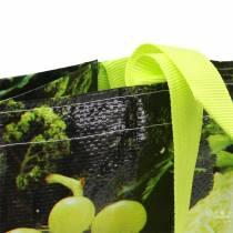Borsa della spesa con manici Vitale Plastica 38×20×39cm