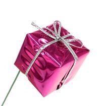 Confezione 2,5 cm sul filo rosa 60 pezzi
