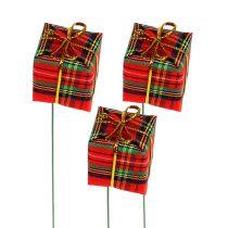 Confezione 2,5 cm sul filo 60 pezzi scozzese