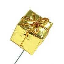 Confezione 2,5 cm su filo d'oro 60 pezzi