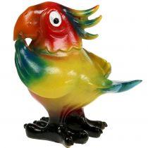 Pappagallo Figura 11,5 cm multicolore 1pz