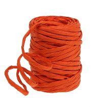 Cavo di carta 6mm 23m arancione