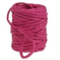 Cavo di carta 6mm 23m rosa