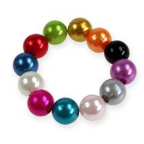 Perline decorative Ø10mm 115 pezzi