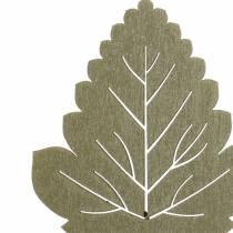 Pianta spina foglia 8-10 cm natura / verde / viola 24 pezzi