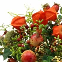 Bouquet autunnale physalis 26cm