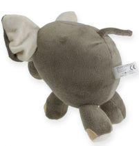 Elefante di peluche Grigio 20 cm