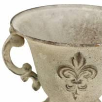 Coppa Vintage Cream Ø15cm H13,5cm