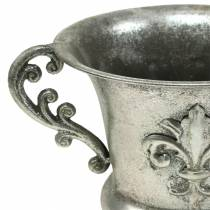 Coppa argento antico Ø20cm H24cm