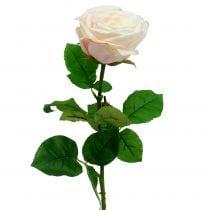 Crema di rose artificiali 69cm