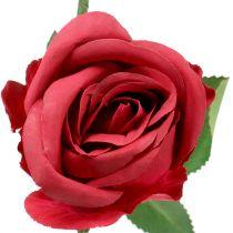 Rose Red 44cm 6 pezzi