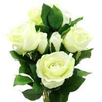 Crema bouquet di rose 48cm