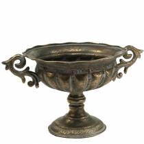 Coppa Oro antico Ø28cm H23cm