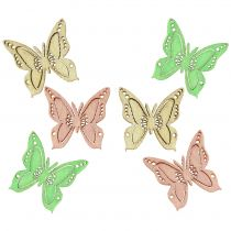Farfalle da spargere 2 cm 144 pezzi