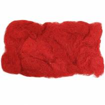 Sisal rosso 500g fibra naturale