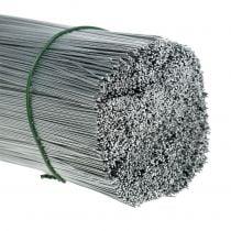 Filo spina, filo argento zincato Ø0.4mm L180mm 1kg
