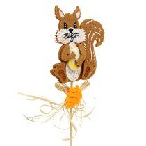 Spina riccio, scoiattolo L30cm 12 pezzi