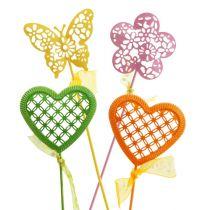 Set di tappi per fiori assortiti 5,5 cm - 6 cm 12 pezzi