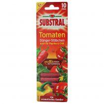Bastoncini di fertilizzante substrato per pomodori 10 pezzi