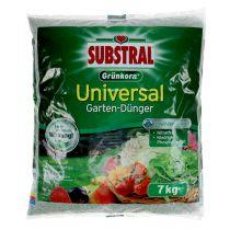Fertilizzante universale per substrato a grana verde m. Sale Epsom 7kg