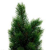 Albero di Natale in sacco di iuta 47 cm