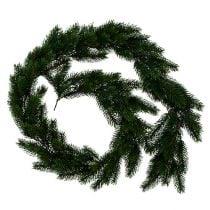 Ghirlanda di abete verde tondo 190 cm