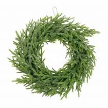 Corona di abete Ø24cm verde