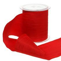 Nastro da tavolo Red Crash 100mm 15m