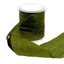 Cerniera da tavolo Crash verde muschio 10mm 15m