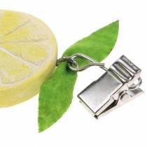 Peso tovaglia limone lime assortito 8 pezzi