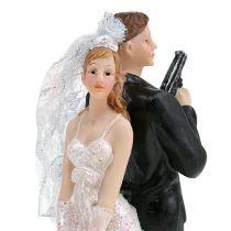 Coppia di sposi 15.5cm