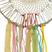 Dreamcatcher colorato Ø35cm L105cm