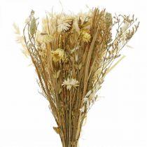 Mazzo di fiori secchi naturale 45 cm