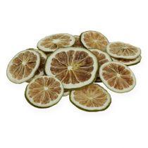 Fette di lime verde 500 g di fettine di lime