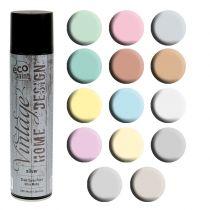 Color spray vintage diversi colori 400ml