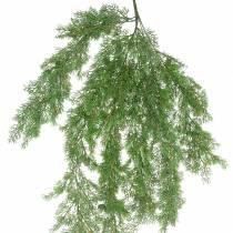 Ginepro ramo decorativo con coni verde 110 cm