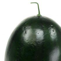 Anguria verde artificiale 30 cm