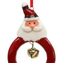 Addobbi natalizie da sospendere 8 cm - 10 cm 3 pezzi