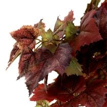 Appendino per foglie di vite verde, rosso scuro 100 cm