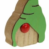 Imp legno assortiti 6.5x9cm 10 pezzi