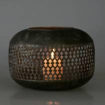 Lanterna Orient Antica Ø25cm H18cm