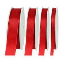 Nastro decorativo rosso 50m