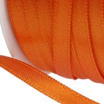 Nastro regalo e decorazione 6mm x 50m arancione
