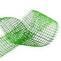 Nastro di iuta verde 5 cm 40 m