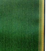 Nastro ghirlanda Moiré verde scuro