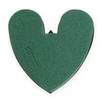 OASIS® cuore con fondo 17cm 4 pezzi