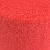 Cilindro a innesto Cilindro Ø8cm Rosso 6 pezzi